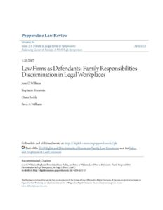 thumbnail of law-firms-as-defendants-family-responsibilities-discrimination-i