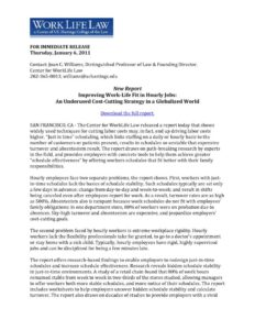 thumbnail of wllpressrelease_1_6_11_report_improvingwork-lifefit