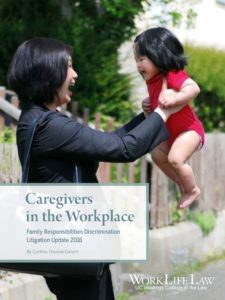 thumbnail of Caregivers in the Workplace – FRD update 2016
