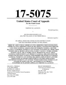 thumbnail of AMICUS BRIEF – LaCount