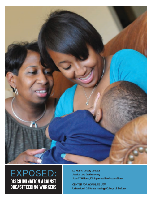 Breastfeeding report cover