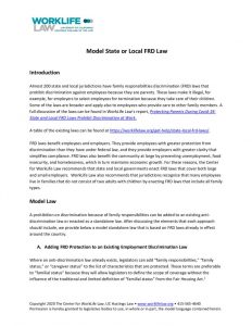 thumbnail of Model FRD Law – Nov 2020