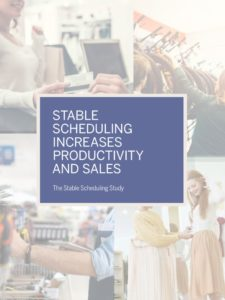 thumbnail of Stable Scheduling Study Report